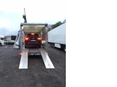 Iveco  Daily 72C17P Autotransporter geschl.1/4 Jahr umsonst